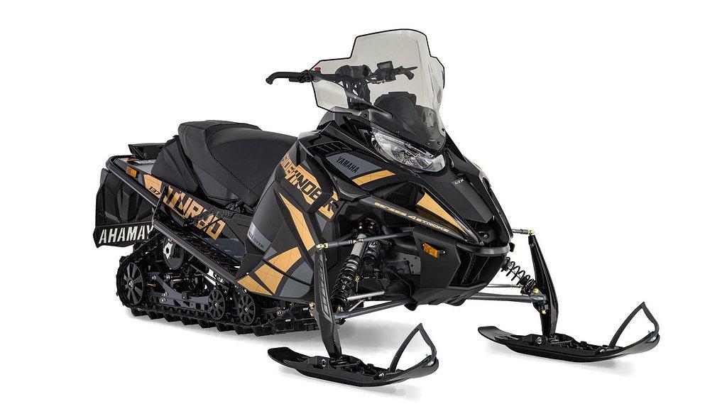 Yamaha Sidewinder LTX GT 137 - Nyhet 2021