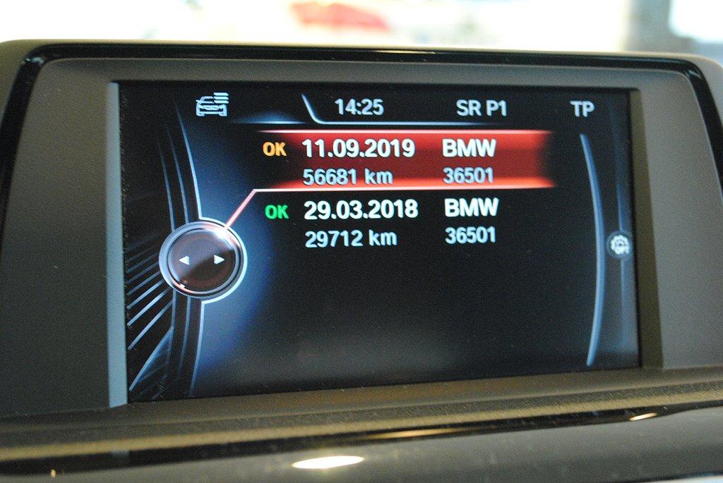BMW 318 d Steptronic Sport Line Business 150hk