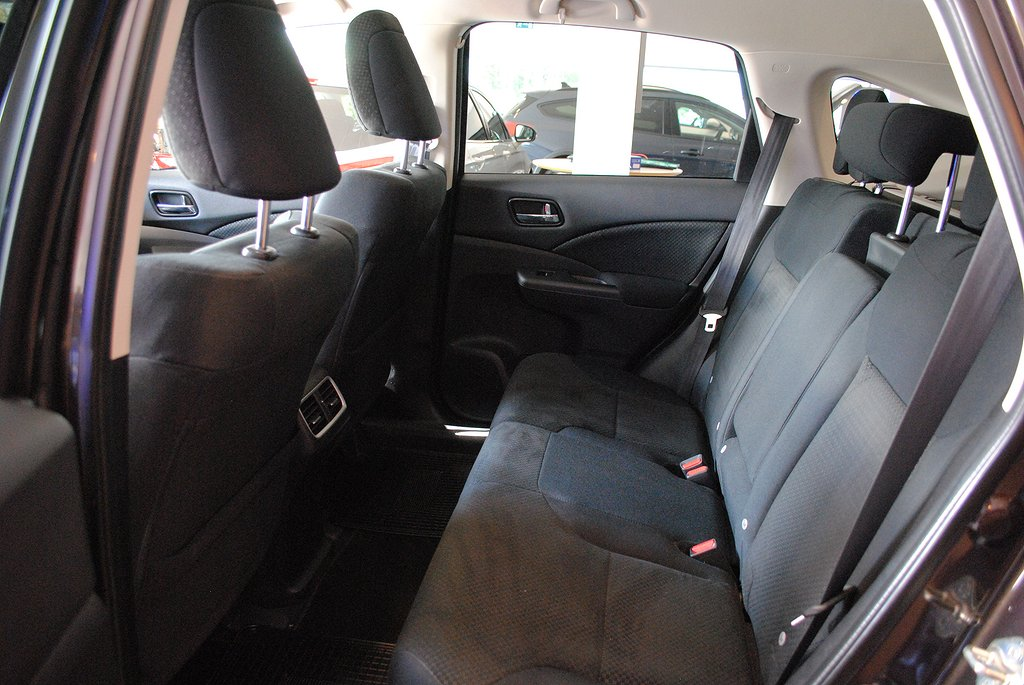 Honda CR-V *1.95%ränta&5000kr i fritt bränsle* 1.6 i-DTEC 120hk Elegan