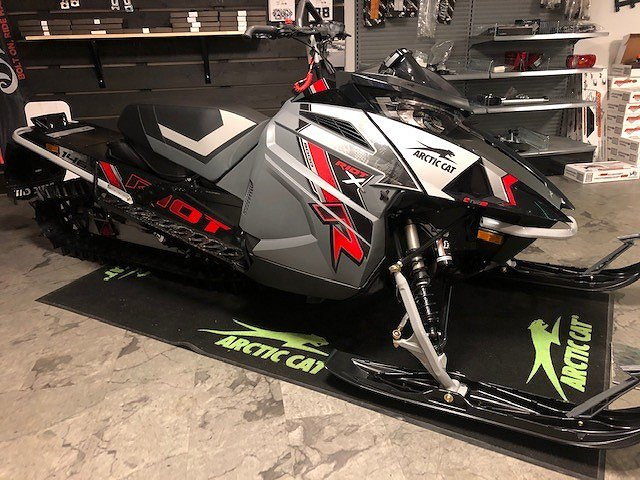 Arctic Cat RIOT X 8000 ALPHA 146