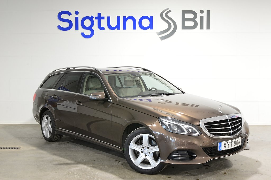 Mercedes-Benz E 250 T BlueTEC 4MATIC 7G-Tronic Plus 204hk Euro 6