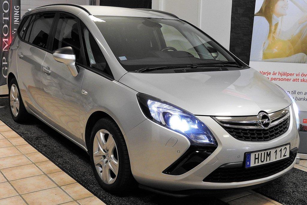 Opel Zafira Tourer 1.6 CDTi ecoFLEX 7-Sits
