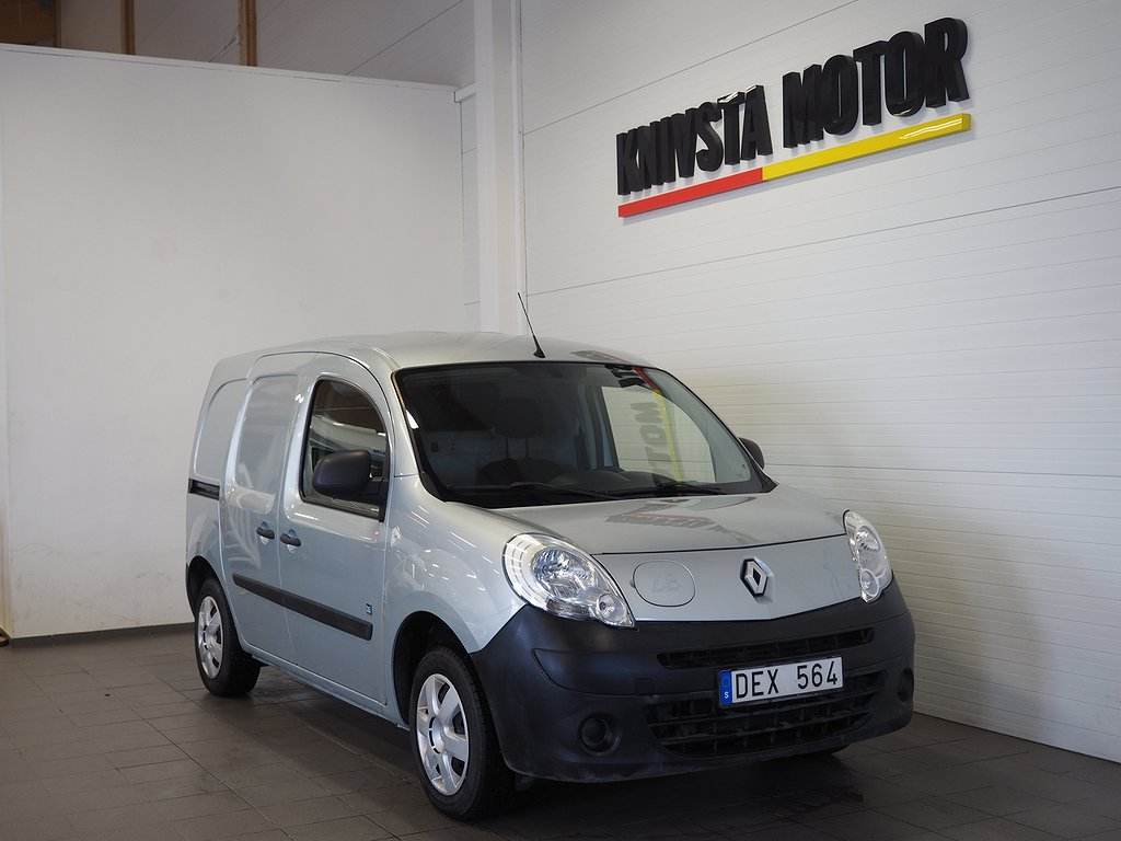 Renault Kangoo Z.E. Express 22 kWh 60hk 2013