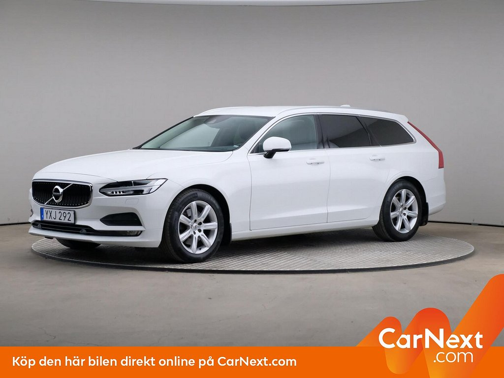 Volvo V90 D4 Awd Business Advanced Aut