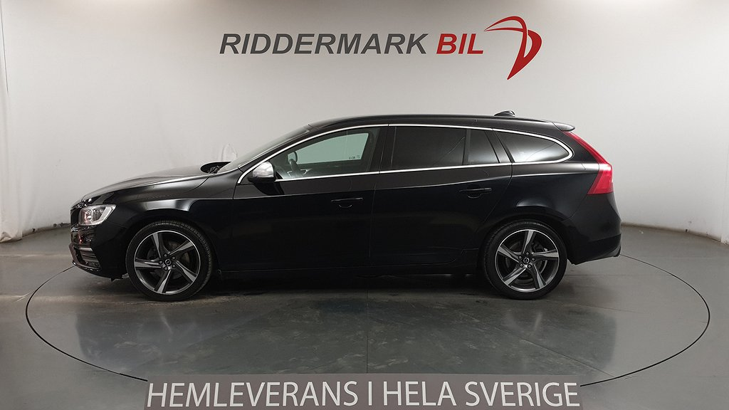Volvo V60 D4 (163hk)