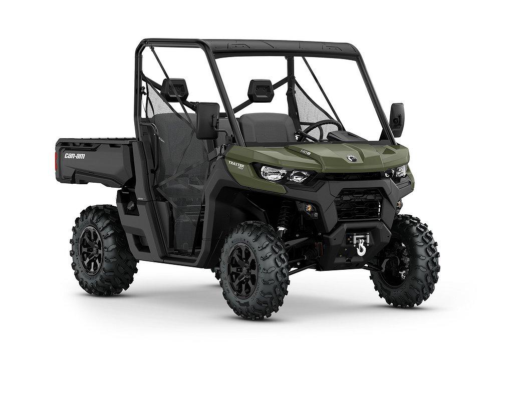Can-Am Can-Am Traxter HD8 XU Green (Traktor B) 2021  6NMA