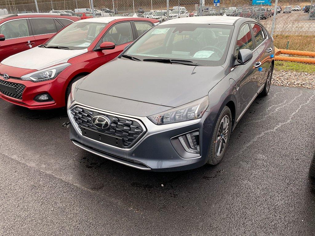 Hyundai IONIQ Plug-in Premium Plus  ( miljöbonus 41,436:- )