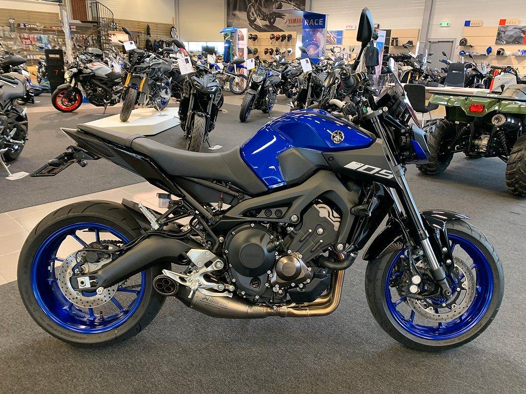 Yamaha MT-09 Kampanj 2,95%