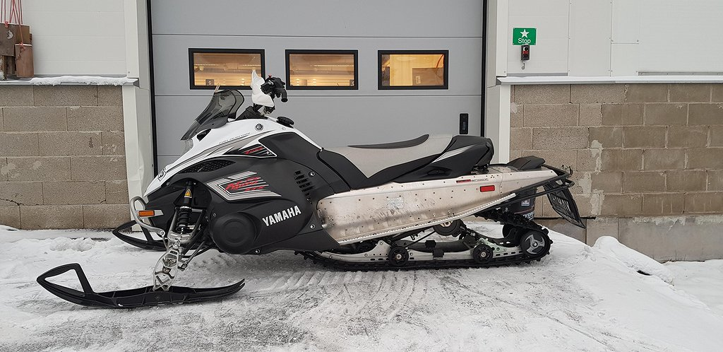 Yamaha FX Nytro XTX