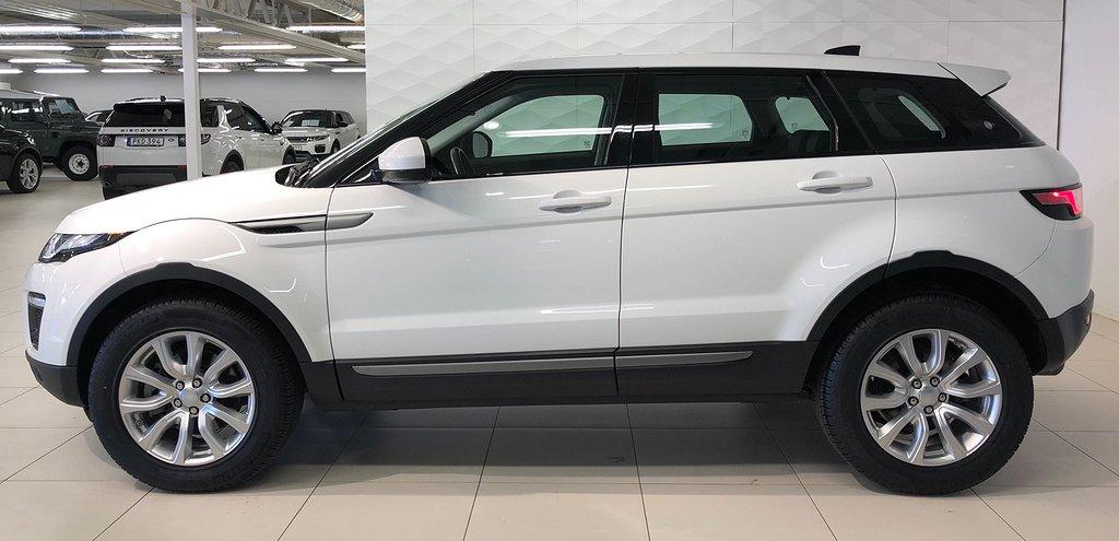 Land Rover Range Rover Evoque TD4 (150 hk) SE / GPS / Skinn
