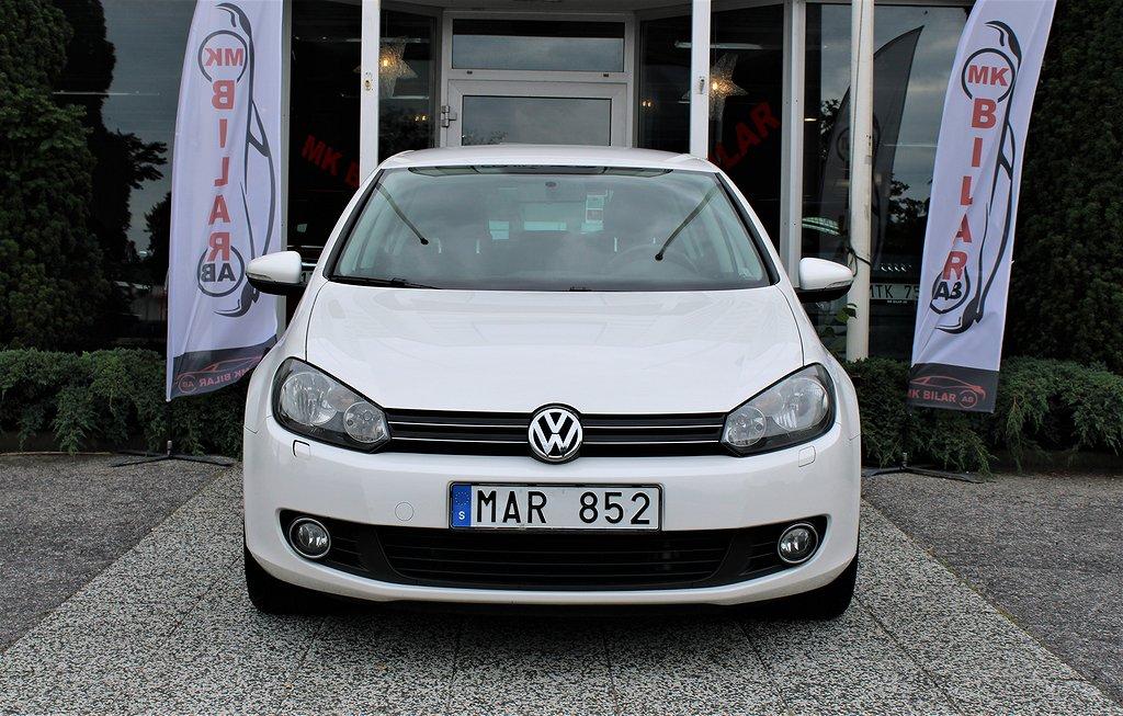 Volkswagen Golf 5-dörrar 1.4 TSI Sport,Ny Servad 122hk