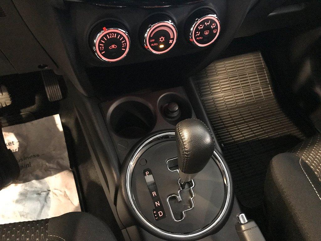 Mitsubishi ASX 2.2 Di-D 4WD Aut 150hk *Drag*