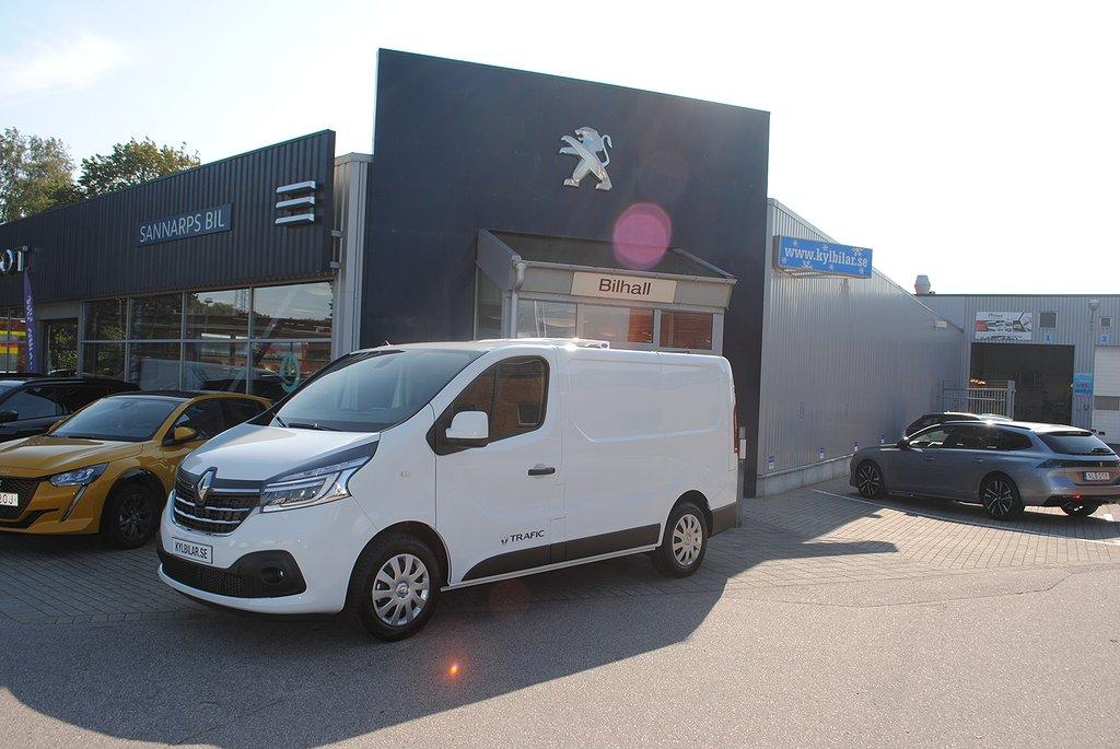 Renault Trafic L1-H1 Nordic Line 120hk Kylbil
