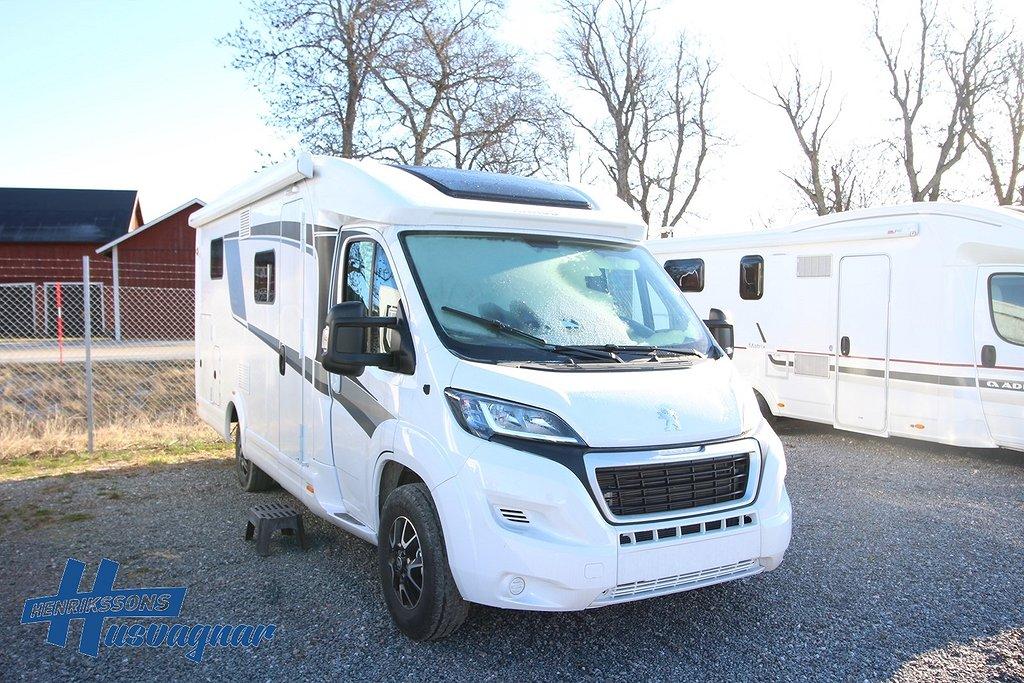 Knaus Van TI Platinum Selection 650 MEG