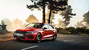 Nya Audi RS 3 Sportback. Foto: Audi.