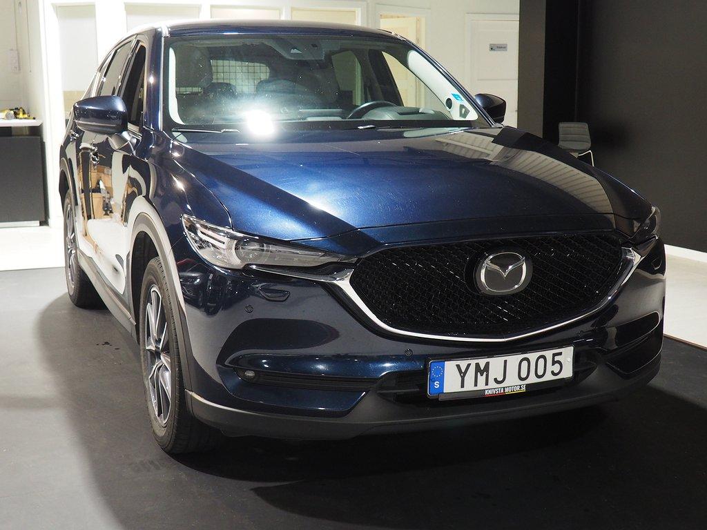Mazda CX-5 AWD Aut Optimum 2017