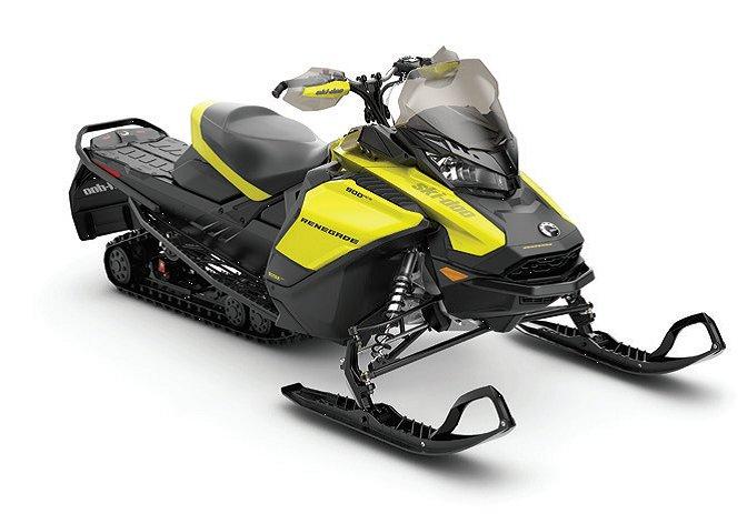 Ski-doo RENEGADE ADRENALINE 900 ACE 2021