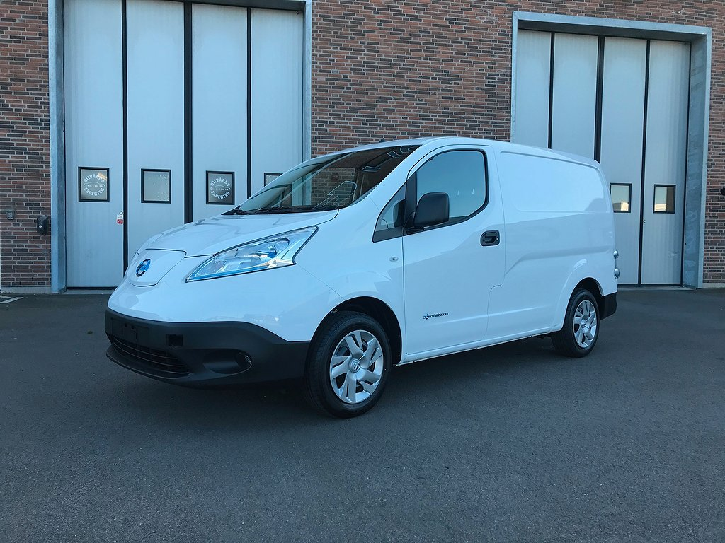 Nissan e-NV200 Comfort plus DEMO