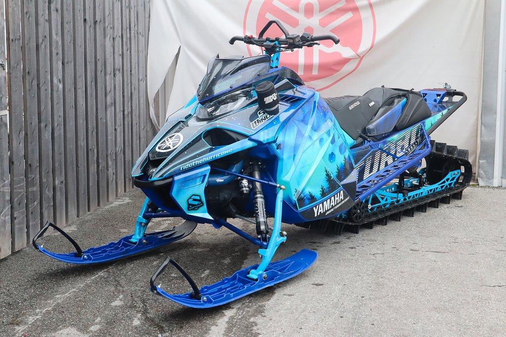 "Yamaha Sidewinder MTX 153"" Hurricane 290hk"