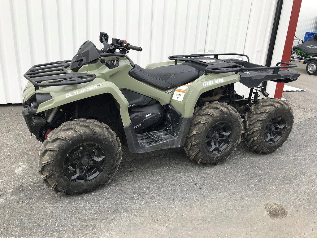 Can-Am Outlander 6x6 450 PRO -2019