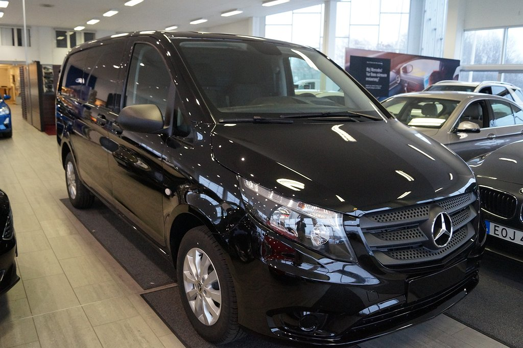 Mercedes-Benz Vito 116 / Automat / Dragkrok / 279.000:- + moms