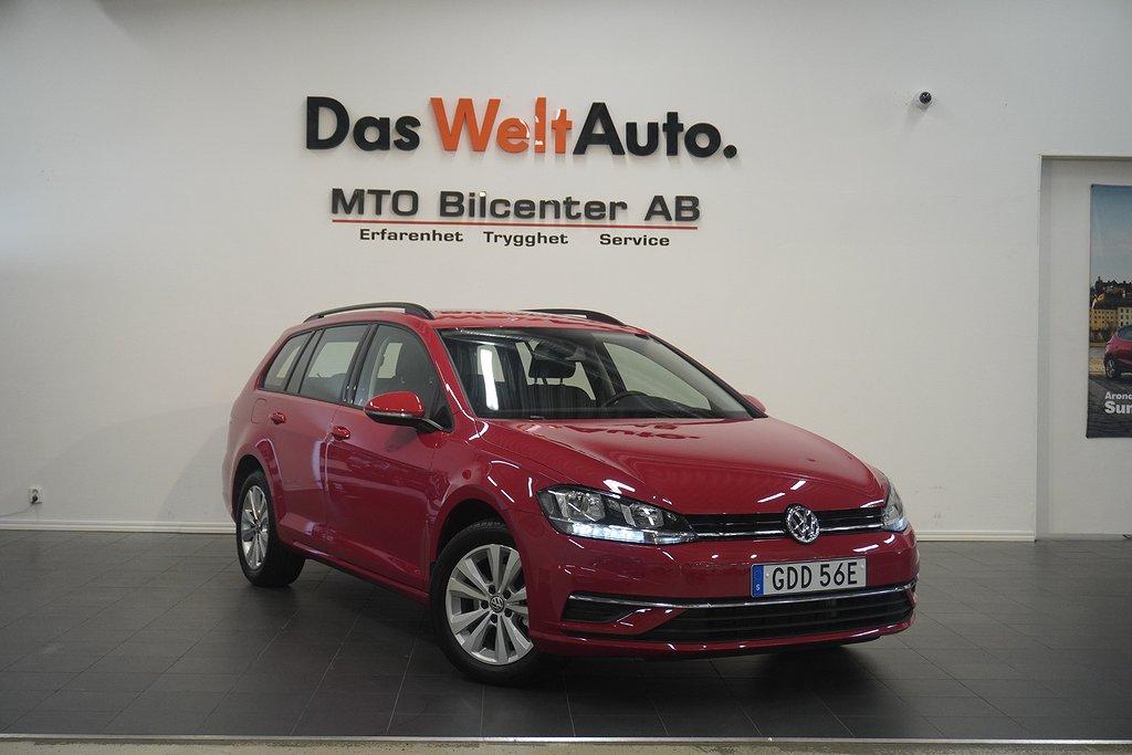 Volkswagen Golf 1.5 TSI DSG