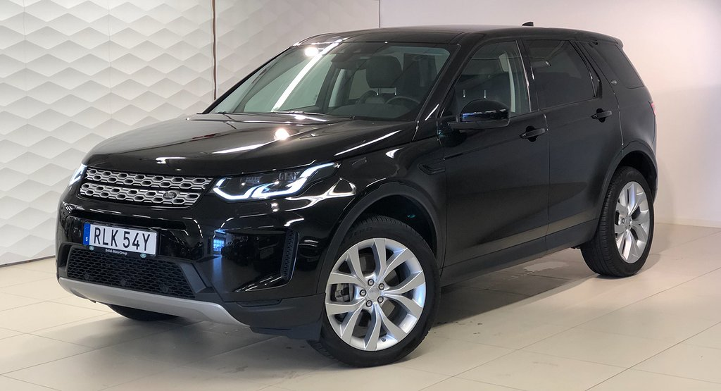 Land Rover Discovery Sport 2.95 % kampanjränta
