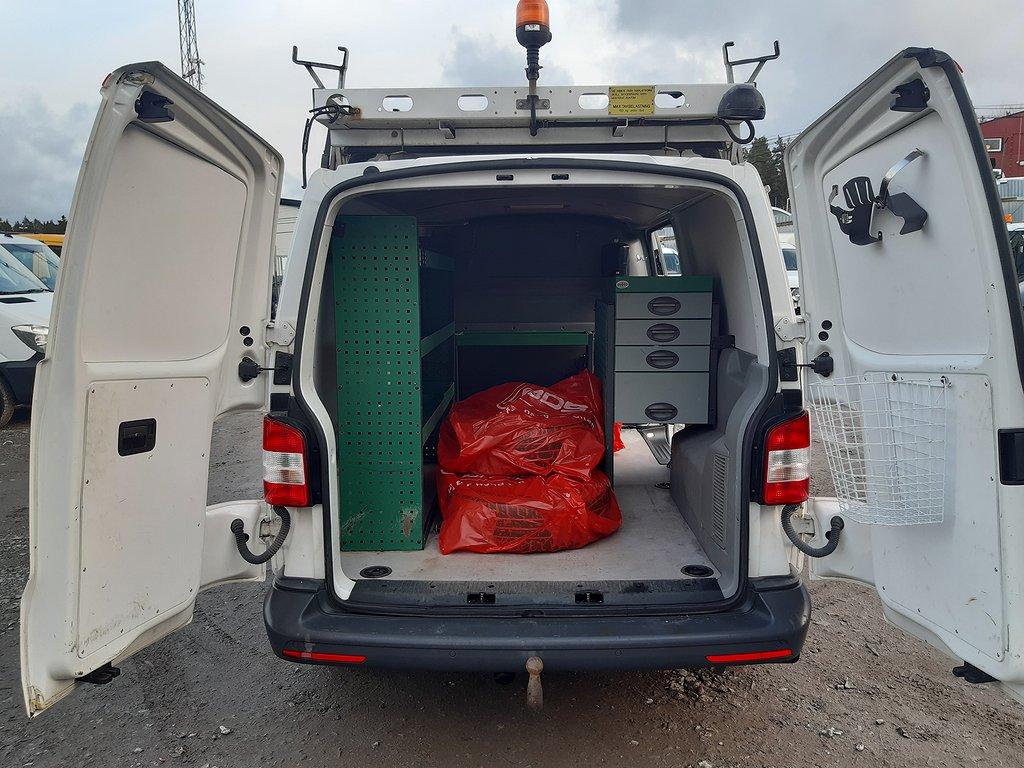 Volkswagen Transporter 2.0TDI 4X4 Verks.Inred*
