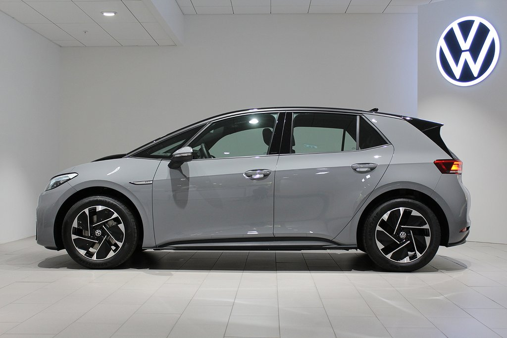 Volkswagen ID3 ID.3 Pro Performance 58 kWh Life 204hk