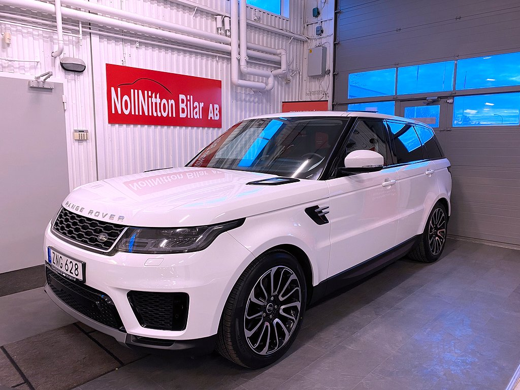Land Rover Range Rover Sport 2,0 T/ Hse/( 301 HK ) Panorama