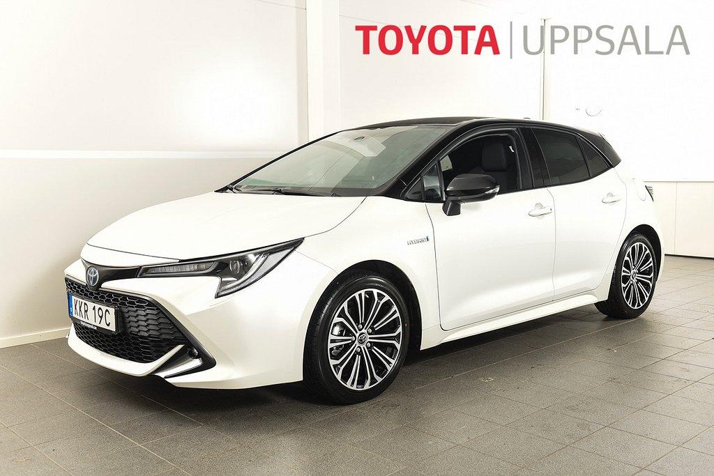Toyota Corolla 1.8 Elhybrid Style Bi-Tone *Vinterhjul*