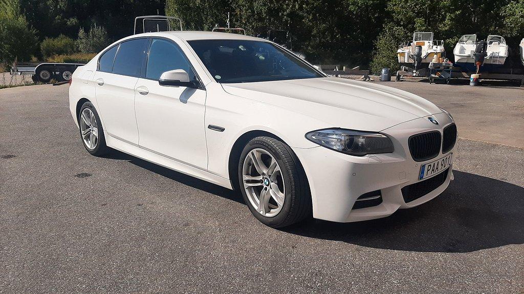 BMW 520 d Sedan M Sport 190hk