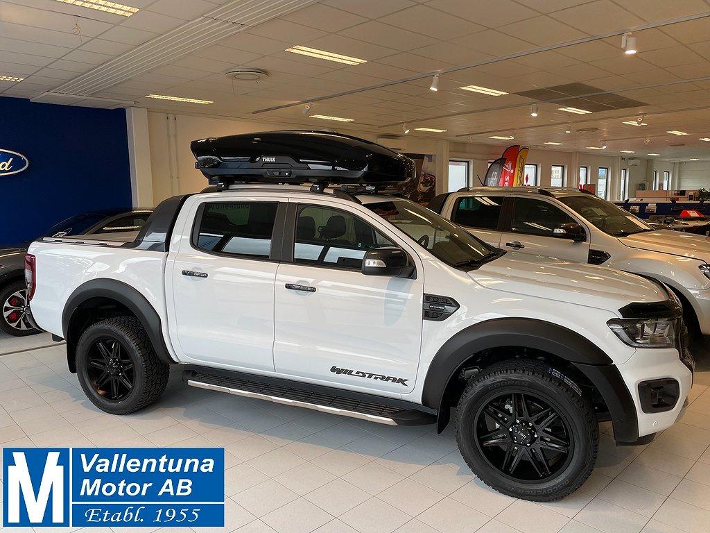 Ford Ranger WildTrak Dubbelhytt 2.0 Bi-Turbo 213hk ''VM -EDI**