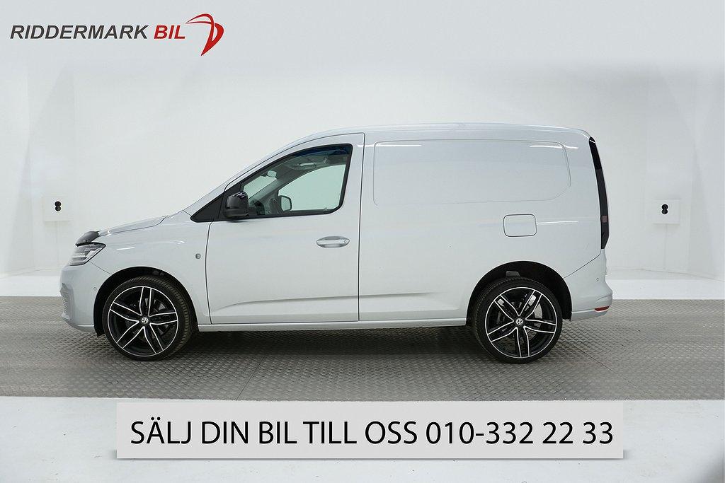 VW Caddy Cargo 2.0 TDI Skåp (122hk)