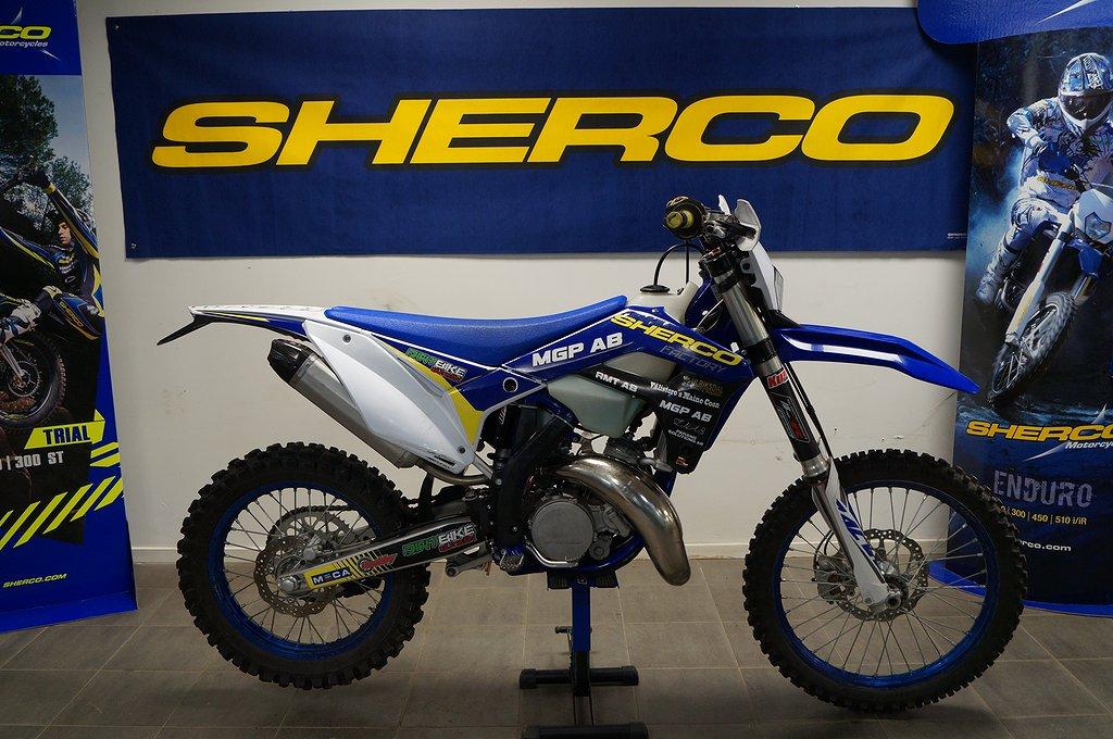 Sherco 125 SE-R KUMLIN