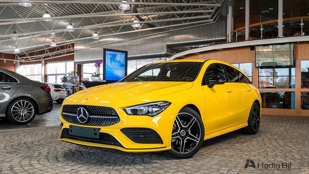Mercedes-Benz CLA 180 Shooting Brake // AMG Line //