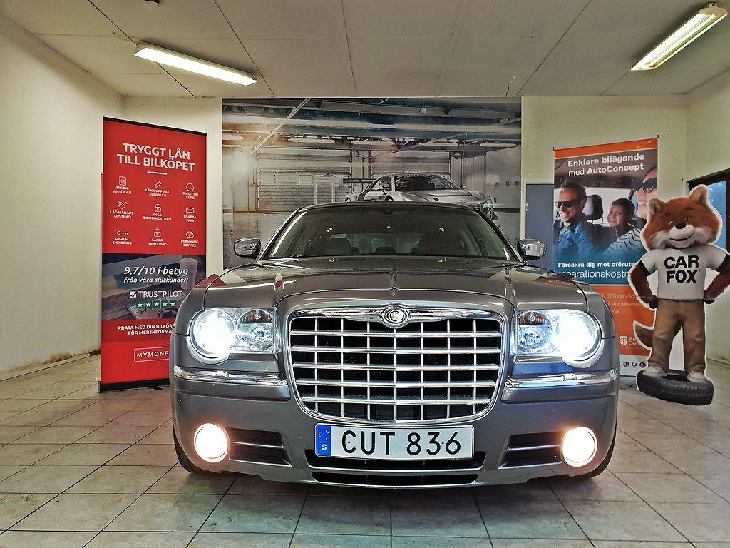 """Chrysler 300C SV-SÅLD,PRIMA SKICK,22"""" EV BYTE"""