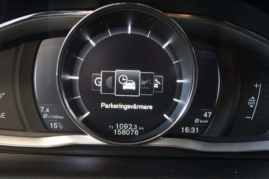 Volvo XC60, D4 AWD Summum Classic Euro 6 190hk Drag Navi