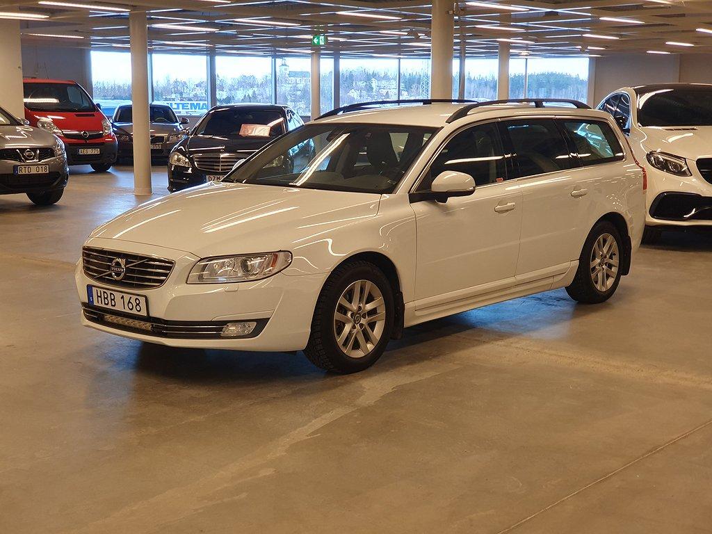 Volvo V70 D4 AWD Momentum Ratt-V Euro 6 181hk