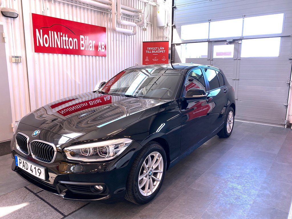 BMW 118 Advantage/ 4700 Mil / Euro 6 136hk