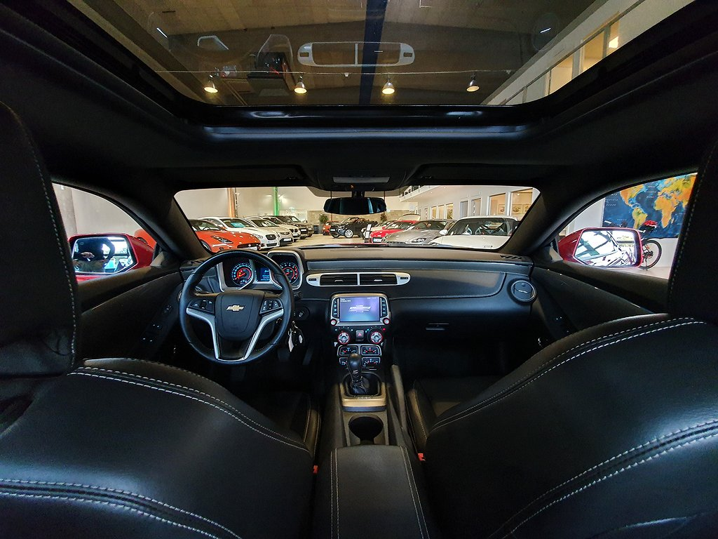 Chevrolet Camaro 6.2 V8 Kompressor / Sv. såld