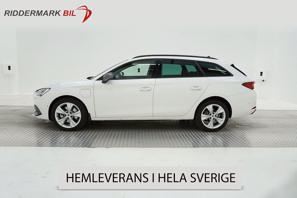 Seat Leon 1.4 e-Hybrid Plug-in Sportstourer (204hk)