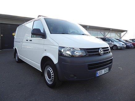Volkswagen Transporter T5 2.0 HK Nyservad