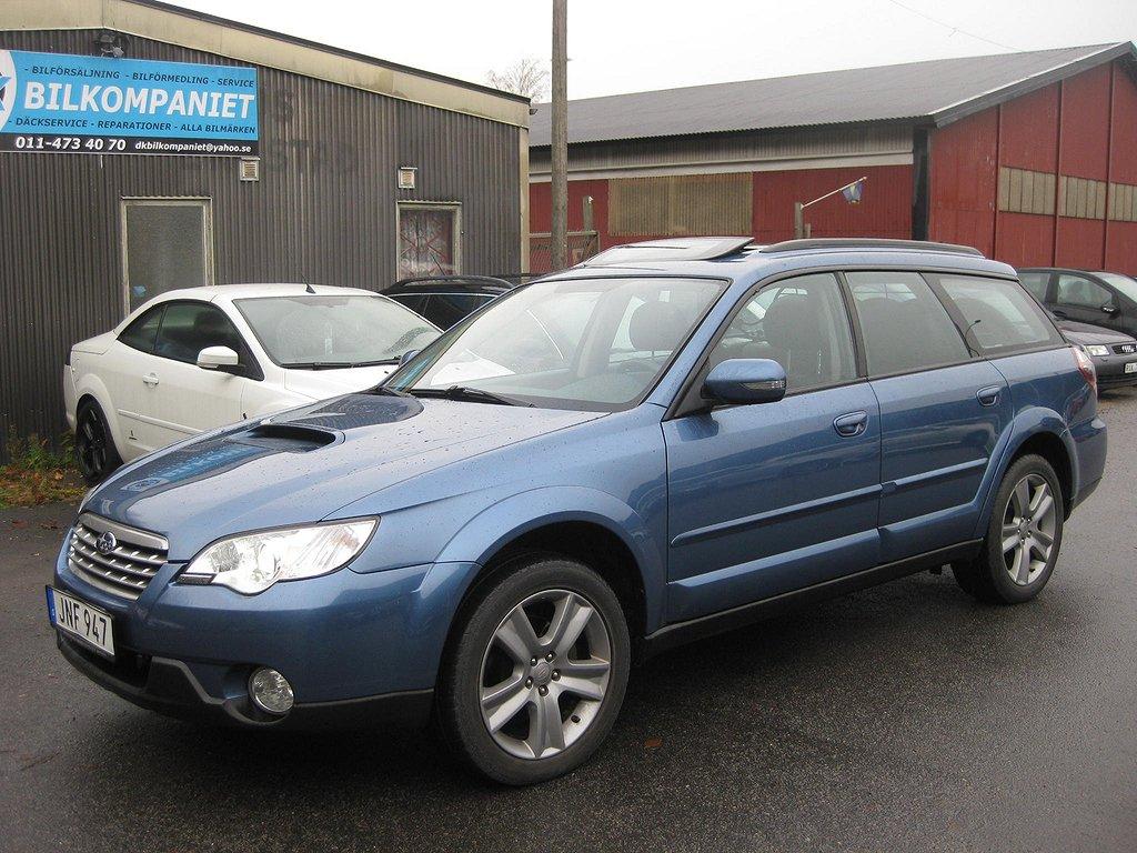Subaru Outback 2.0D 4WD Panorama/Drag/Skinn