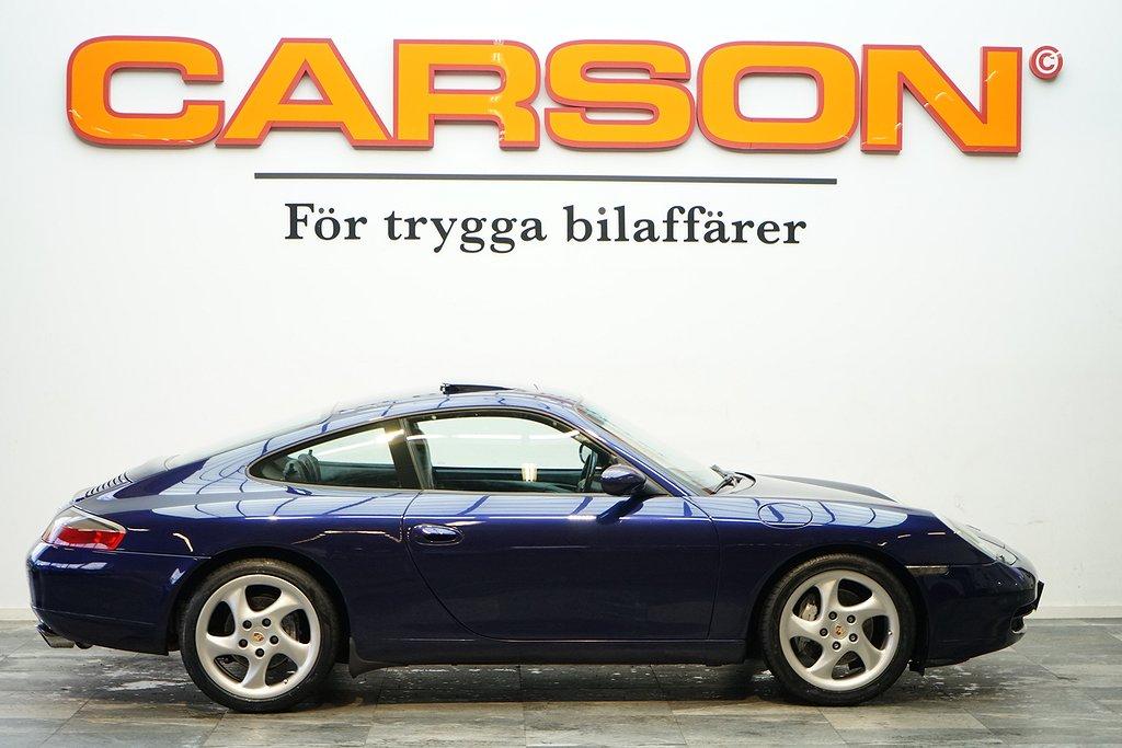 996 C4   Aut Motorbytt!