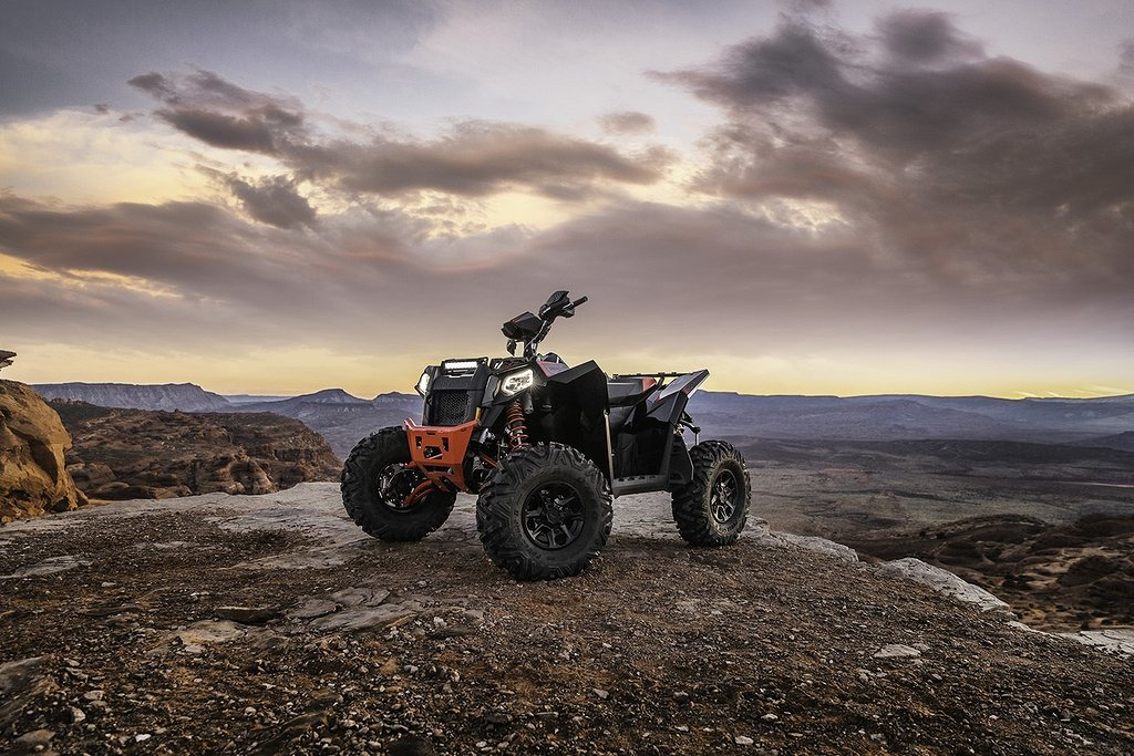 Polaris Scrambler 1000 EPS 55