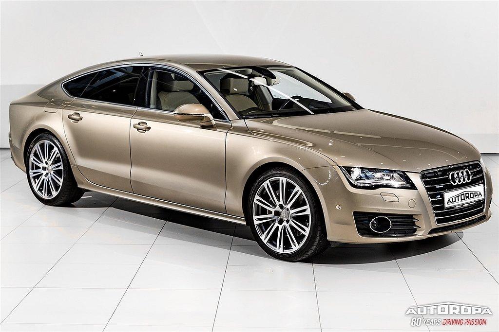 Audi A7 Quattro S Tronic 300hk