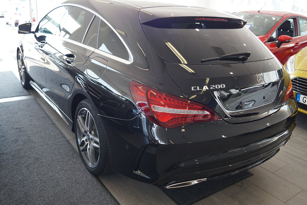 Mercedes-Benz CLA 200 Shooting Brake / Apple carplay / AMG