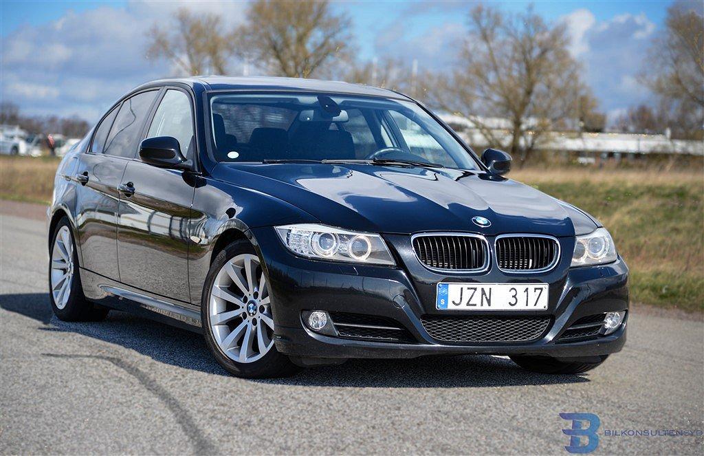 BMW 318 d Sedan Manuell, 143hk