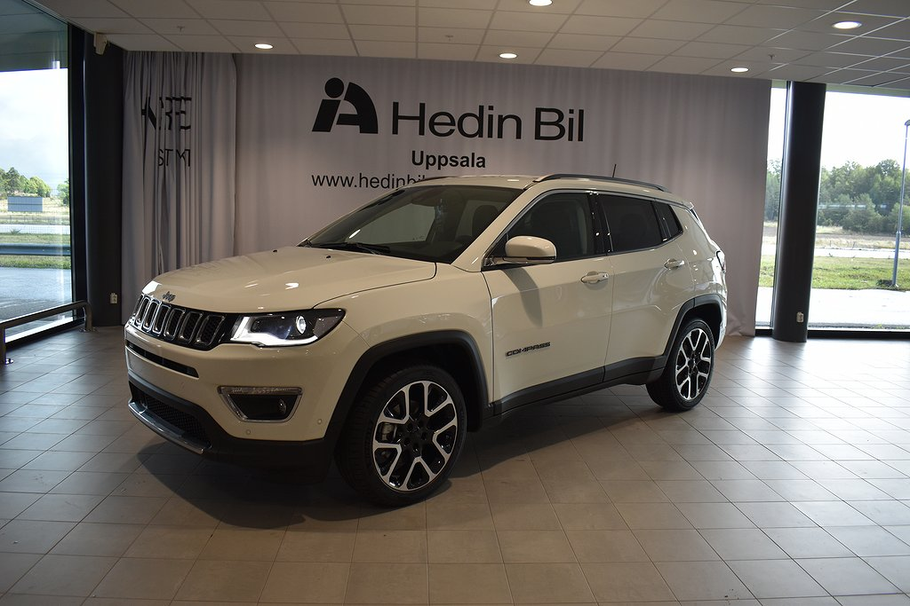 Jeep Compass LIMITED 1.3 150 HK DDCT